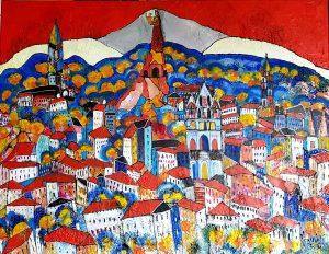 Le Puy en Velay, ma ville